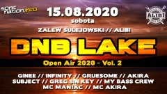 DNB LAKE 2020 - VOL.2 - Open Air!