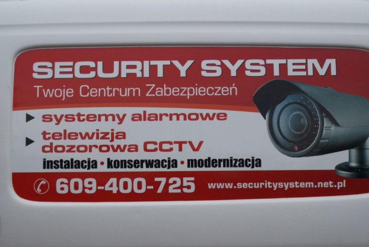 SECURITY-SYSTEM DOMINIK GREFICZ